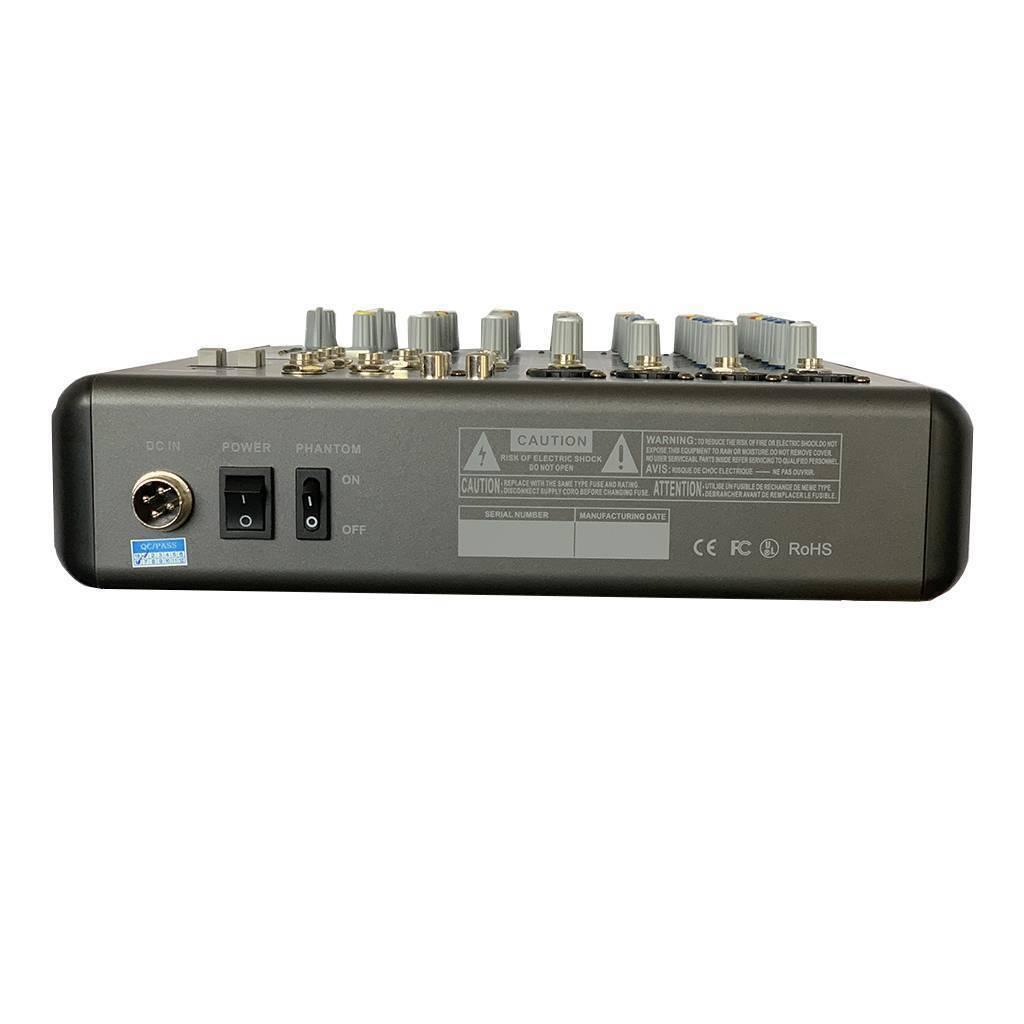 RMV8/2FX MEZCLADORA HIGH LINE