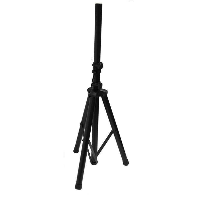 "SPAH-157SC  Paquete de 2 Bafles de 15"" 2 Stand 2 Micrófonos HIGH LINE"