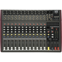 HS12-USB Consola de 12 canales 380w +380w EQ, USB, BLUETOOTH HIGH LINE